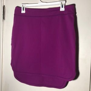 Lululemon City Bound Skirt Fuschia/Purple: 10